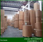Buy cheap FSC Ivory Woodfree Offset Paper Cardboard / Fbb Board product