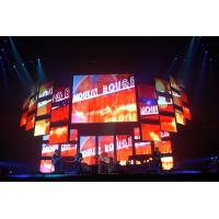 Buy cheap Lightweight Full Color P6 Super Slim Led Display For Mobile stage or advertising from wholesalers
