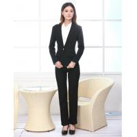 Buy cheap Korean Fashion Office Lady Suit Long - Sleeved Pants Business Wear Outfits product