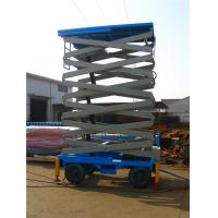 Buy cheap 20m Hydraulic Lift Platform , Electric Movable Self Propelled Scissor Lift from wholesalers