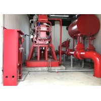 Buy cheap NM Fire 1760 RPM 300 GPM 3 Stages Vertical Turbine Fire Pump Manufacturers product