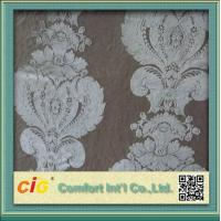 Buy cheap Fashion Unique Design Modern Curtain Fabric , Wholesale Curtain Fabric Shrink-Resistant product