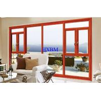 Buy cheap Energy Efficient Solid Wood Windows And Doors Anti Shaping For Townhouses product