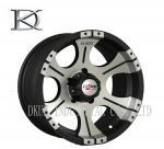 Buy cheap Light Replica Vossen 1 Piece Forged Wheels Reduce Tire Wear Black Truck Wheels product