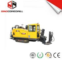 Buy cheap 20 Tons Horizontal Directional Drilling Equipment with 112KW power engine from wholesalers