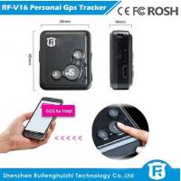 Buy cheap Key chain personal gps tracker kids old people reachfar rf-v16 product
