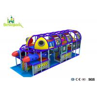 Buy cheap Professional Indoor Play Center Playground Custom Made For  3 - 15 Years Old product