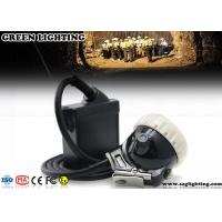 Buy cheap Classic Explosion - Proof PC Hard Hat Headlamp, 6600mAH Cord Style Miners Lamp product
