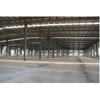 Buy cheap ISO Standard Agricultural Steel Framed Buildings Grey Paint Surface product