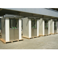 Buy cheap Sus304 Anti Static Air Shower Tunnel Semiconductor Clean Room Equipment product