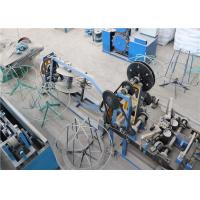 Buy cheap Fully Automatic Barbed Wire Machine , Double Twist Barb Wire Fencing Equipment product