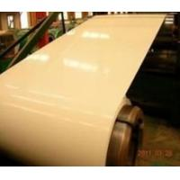Buy cheap Building Material PPGI Prepainted Galvanized Steel Coil 600 - 1500mm width SGCC product