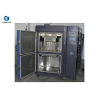 Baskets Type 3 Zones Thermal Shock Test Chamber For Aerospace Industry