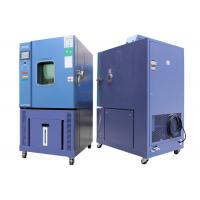 Buy cheap Solar Panel Climatic Test Chamber , LCD Display Screen Salt Spray Test Chamber from wholesalers