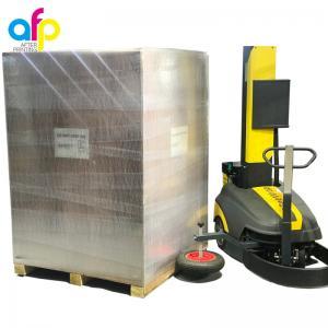 Buy cheap 350 % Elongation 20'' X 5000' X 80 G Machine Stretch Film For Wrap product