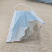 Buy cheap 19.5*7.5cm Small Size Convenient 3 Ply Non Woven Face Mask product