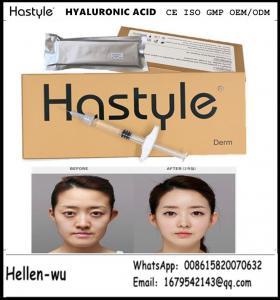 China hyaluronic acid Hyaluronic Acid Injection Dermal Filler  2ml on sale