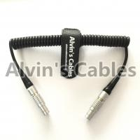 Buy cheap XL-LL Sound Devices Timecode Cable , Lemo 5 Pin To 5 Pin Lemo Timecode Cable product