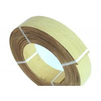China Industrial Woven Brake Lining Roll For Anchor Windlass Winch Machine on sale