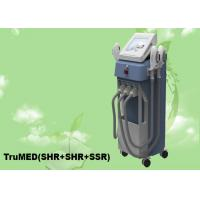 Buy cheap SSR IPL 950nm SHR Hair Removal Machine 3 Handles Painless Beauty from wholesalers
