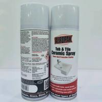 Buy cheap Tub / Tile Waterproof Spray Paint 12 Ounce White Color Refinishes Wash Basins product