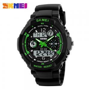 China skmei analog fashion digital watch men waterproof watches on sale