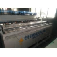 Buy cheap PVC Coated Wire Mesh Fencing Machine , 3 - 6mm Industrial Welded Wire Mesh Machine product