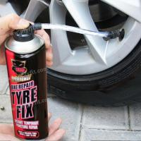 Buy cheap SGS OEM Tire Sealant And Inflator Spray Emergency Tyre Sealant product