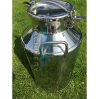 Buy cheap Milk Cans/ Dairy Milk Cans 20L Aluminum milk cans /stainless steel milk transport cans product