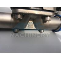 Buy cheap Stainless Steel Manual Type Clamped Diaphragm Valve (ACE-GMF-A7) product