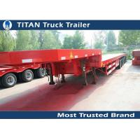 Buy cheap Utility Extendable Flatbed Trailer product
