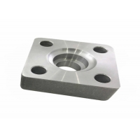 Buy cheap UNS32205 0.11mm Thick Astm A182 Flanges Carbon Steel Flanged Fittings product