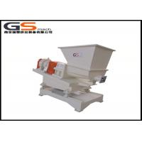 Buy cheap Electrical Heating Rubber Mixer Machine With Twin Screw Extruder / Force Feeder product