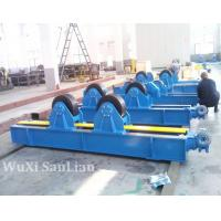 Conventional Wired 380V Pipe Turning Rolls 2 x 4kw with Hydraulic Pressure