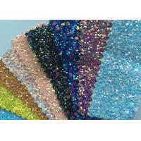 """Fashion Transparent Chunky 3D Glitter Fabric For Hairbow 54/55"""" Width"""