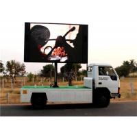 Buy cheap Outdoor LED Mobile Billboard For Commercial Advertising product