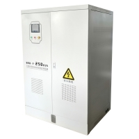 Buy cheap SBW-F-250KVA 43-67 Hz Three Phase AC Automatic Compensated Factory Sale Voltage Stabilizer product