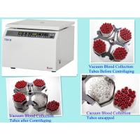 China Automatic Table Top Centrifuge 5500rpm Speed For Blood Tubes Low Speed on sale
