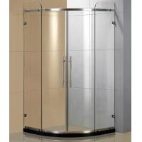 Buy cheap Sector frameless showers enclosures, frameless sliding shower door, glass shower cubicles product