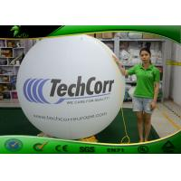Quality Advertising Inflatable Helium Lighting balloon / Decorating Inflatables LED for sale