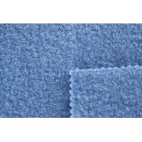 Buy cheap Yarn Dyed Craft Water Resistant Boiled Wool Fabric Ireland 560G / M Weight product