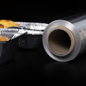 Buy cheap OEM Folded 100m Catering Aluminium Foil Roll Sheets product