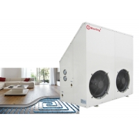 Buy cheap 40Db MDN30D low noise air source heatpump for home domestic hot water product