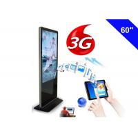 Buy cheap Wireless Digital Signage 3G Advertising Media Commercial LCD Display Indoor product