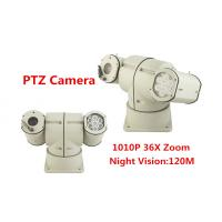 Buy cheap 360 Degree Vehicle Mounted PTZ Camera PTZ Video Camera IP66 10kg With IR Lights from wholesalers