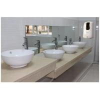 Buy cheap Touchless Electric  Commercial Hand Soap Dispenser With Disposable Pouch product