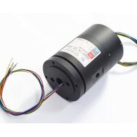 Buy cheap 10 MPa Air Rotary Union 2 Channel 6 Circuits 5Amp Power Integral Slip Ring product