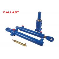 Buy cheap Hyva Heavy Duty Double Acting Hydraulic Cylinder for Agricultural Machinery product