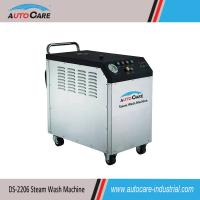 Buy cheap Electric steam car washing machine/Stainless stell material Steam car washer product