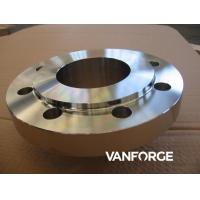Buy cheap ASTM 304L 316L Plane Welding Forged Steel Flange High Toughness Durability product